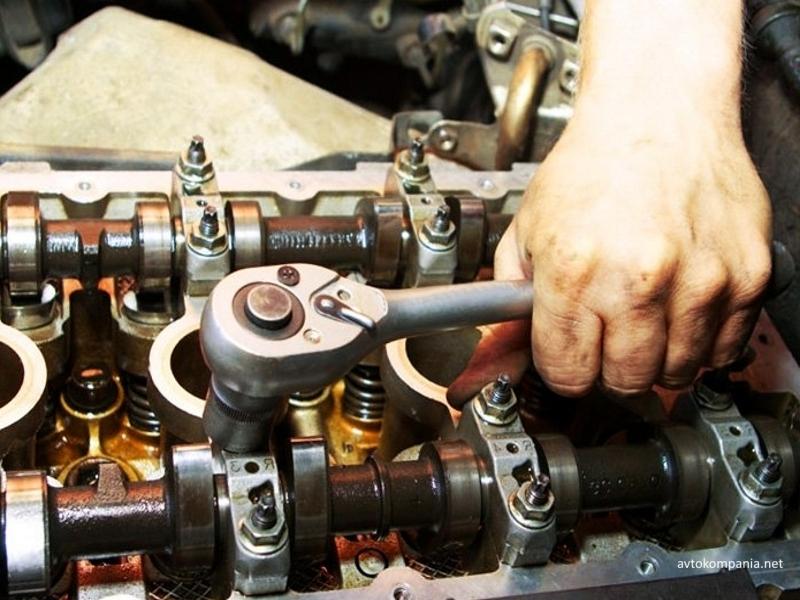 Ремонт двигателей Тойота Камри