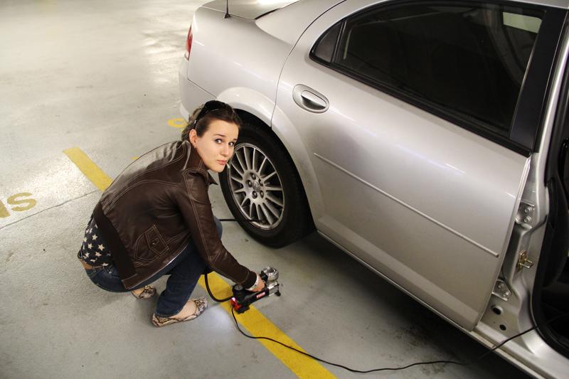 Советы для автоледи по техническому обслуживанию автомобилей