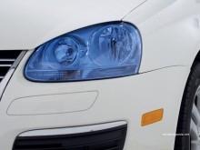 тонировка фар автомобиля