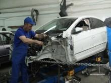 Ремонт кузова легкового автомобиля
