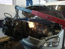 ремонт двигателя грузовых автомобилей