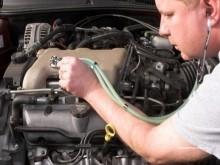 ремонт двигателя легкового автомобиля