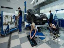 Диагностика Mercedes