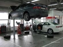 Диагностика и ремонт ходовой на Хонда Цивик