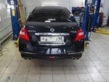 ГБО Nissan Teana