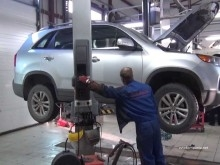 Kia Sorento технические характеристики