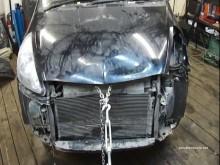 Кузоной ремонт Хонда Джаз