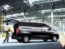 Кузовной ремонт Hyundai H-1