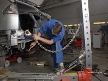 Кузовной ремонт Land Rover