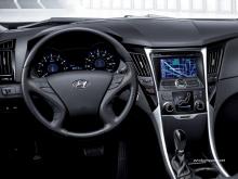 Неисправности Hyundai Sonata