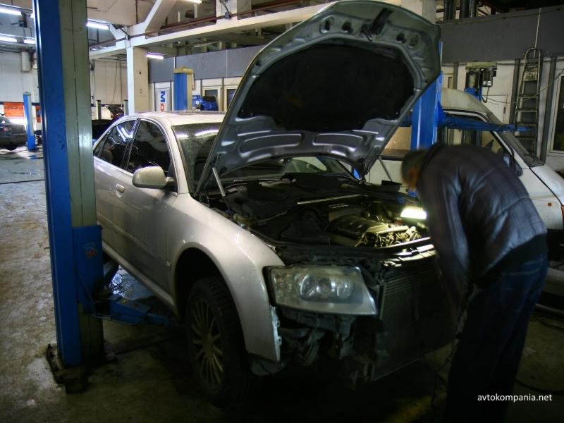 Ремонт Форд в Киеве Автопартнер на оболони