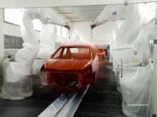 Покраска Hyundai Matrix