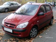 Ремонт Hyundai Getz в Киеве