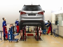 Ремонт Hyundai i20 в киеве
