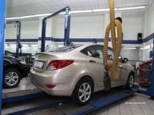 Ремонт Hyundai в автосервисе