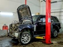 Ремонт Land Rover в автосервисе
