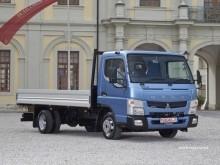 Ремонт Митсубиси грузовиков