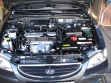 Ремонт двигателя Hyundai Accent