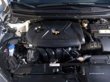 Ремонт двигателя  Hyundai Elantra