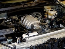 Ремонт двигателя Лкусус