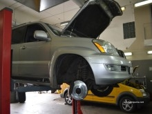 Ремонт и обслуживание Lexus