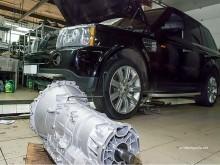 Ремонт коробки передач Land Rover