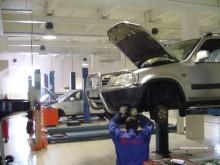 Ремонт подвески Honda Pilot