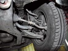 Ремонт подвески  Hyundai Getz