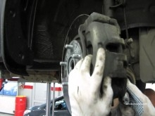 Ремонт тормозной системы Kia Sportage