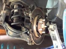 Ремонт тормозов Honda Pilot