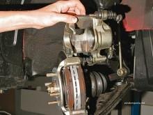 Ремонт тормозов Hyundai Getz