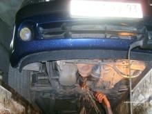 Ремонт выхлопной  Hyundai Getz
