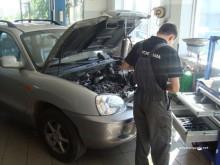 Сервис Hyundai Tucson