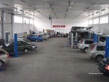 Сервис Nissan Teana