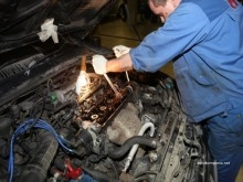 Стоимость ремонта Хонда Аккорд