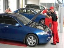 Стоимость ремонта легковых автомобилей