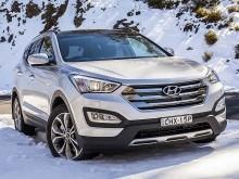 Техническое обслуживание  Hyundai Santa Fe