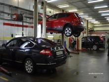 Техническое обслуживание Nissan Teana