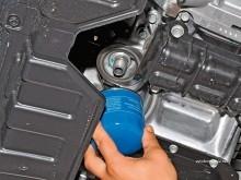 Замена масла Hyundai Sonata