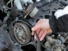 Замена ремня ГРМ Honda Civic