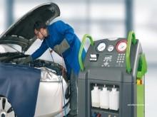 Заправка конденционера Nissan Sentra