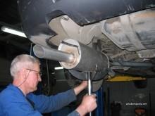 ремонт подвески опель