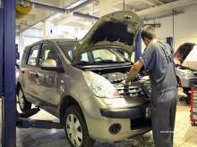 Капитальный ремонт Nissan Note