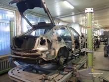 Кузовной ремонт Skoda Octavia