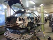 Кузовной ремонт  Skoda Roomster