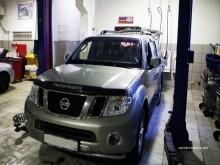 Обслуживание Nissan Navara