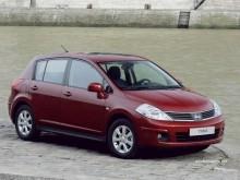 Обслуживание и ремонт Nissan Tiida