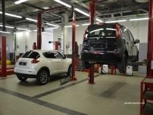 Ремонт Nissan Micra в Киеве