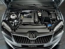Ремонт двигателя Skoda Superb