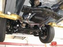 Ремонт подвески Nissan Navara